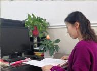[好老师沁之星]徐丽丽:脚踏实地研业务  倾注爱心育学生